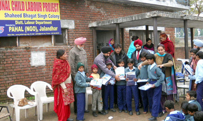 national-child-labour-project